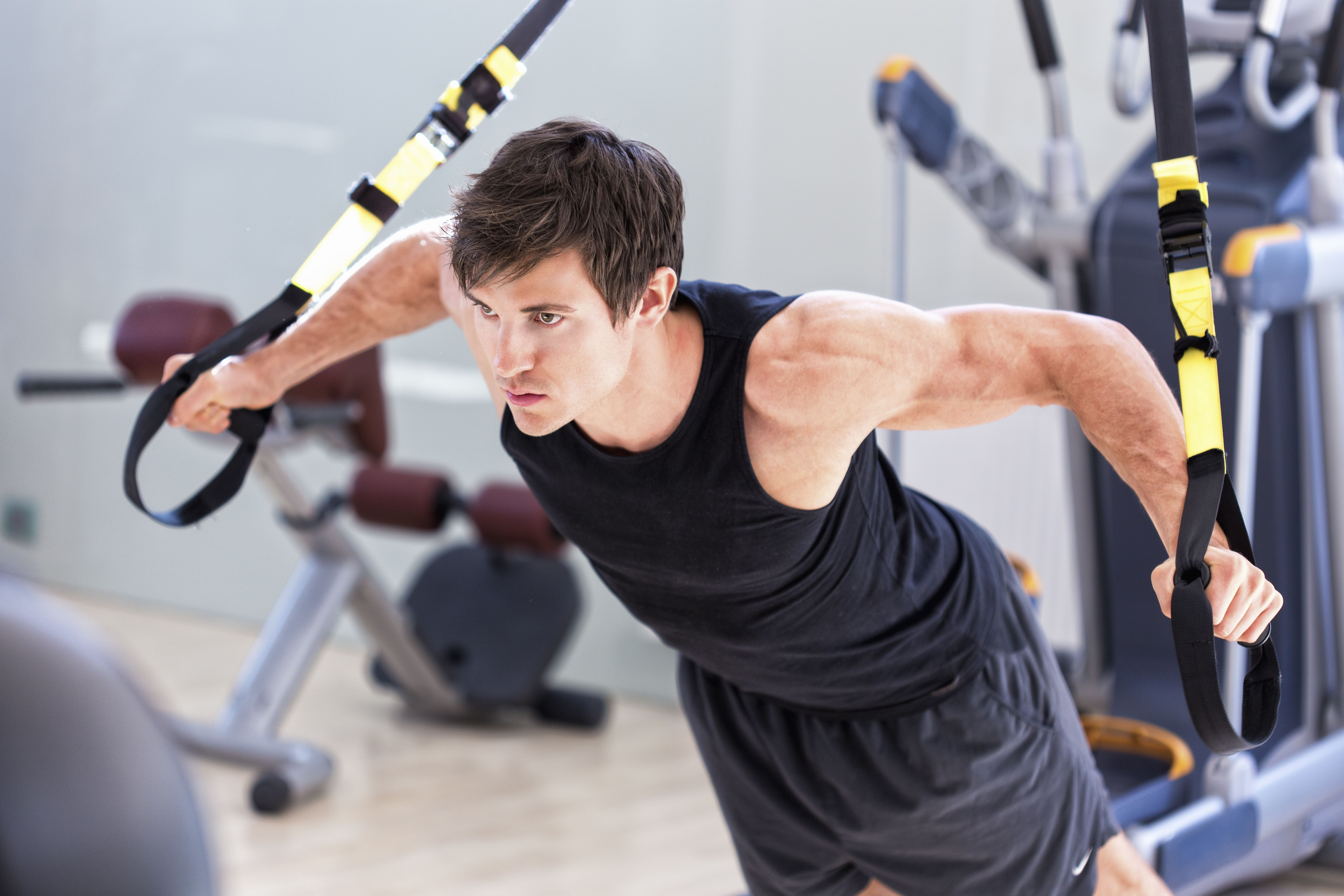 How TRX Training Improves Strength, Balance, and Flexibility
