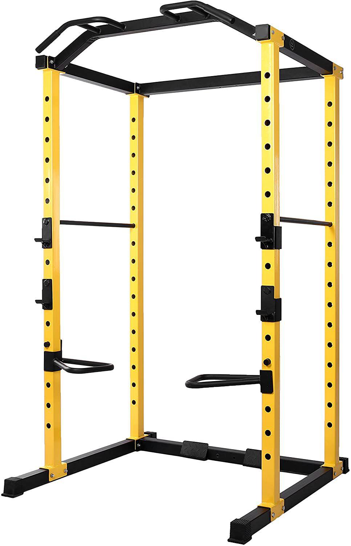 HulkFit Multi-Function Adjustable Power Cage