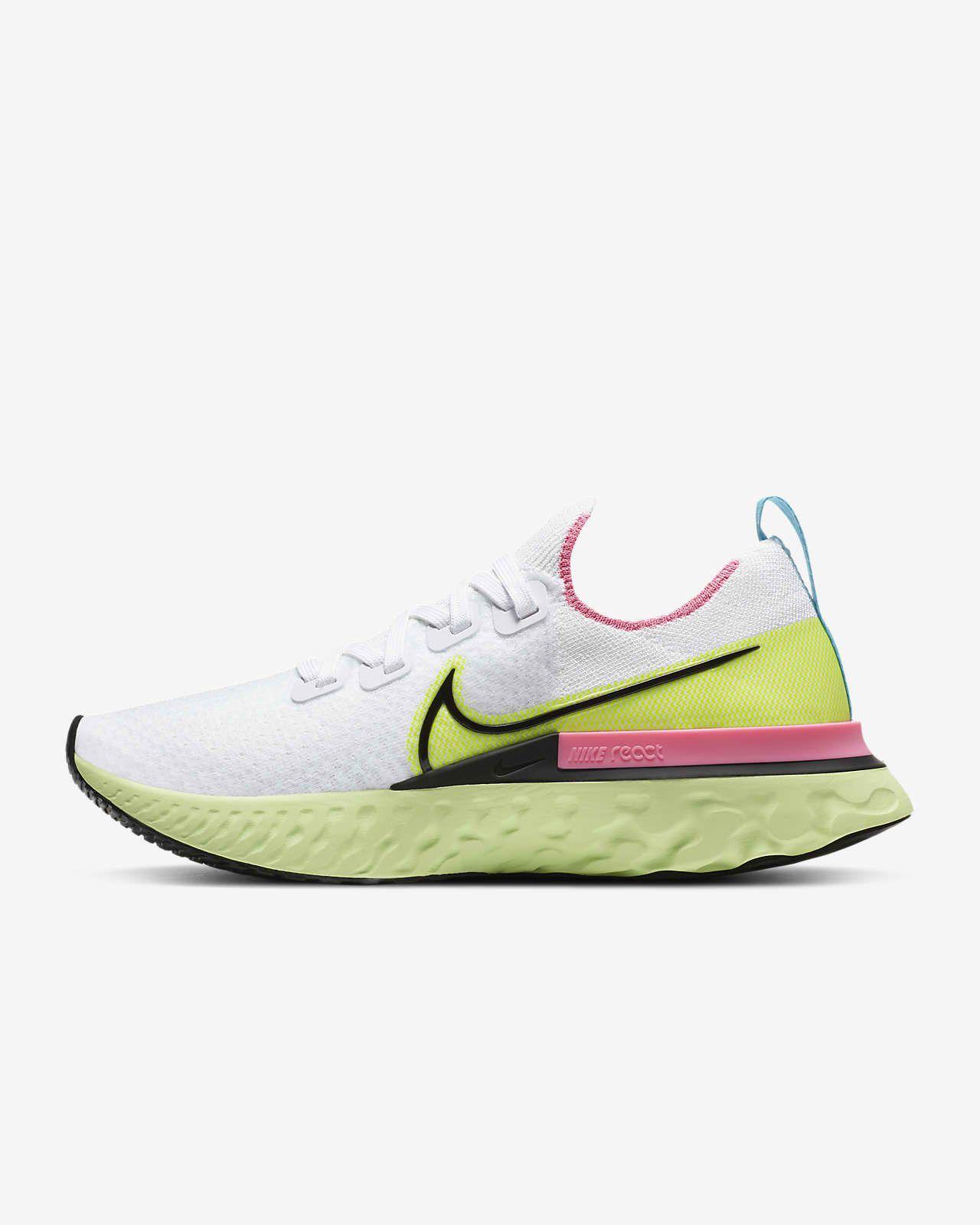 Nike Women's React Infinity Run Flyknit Running Shoes