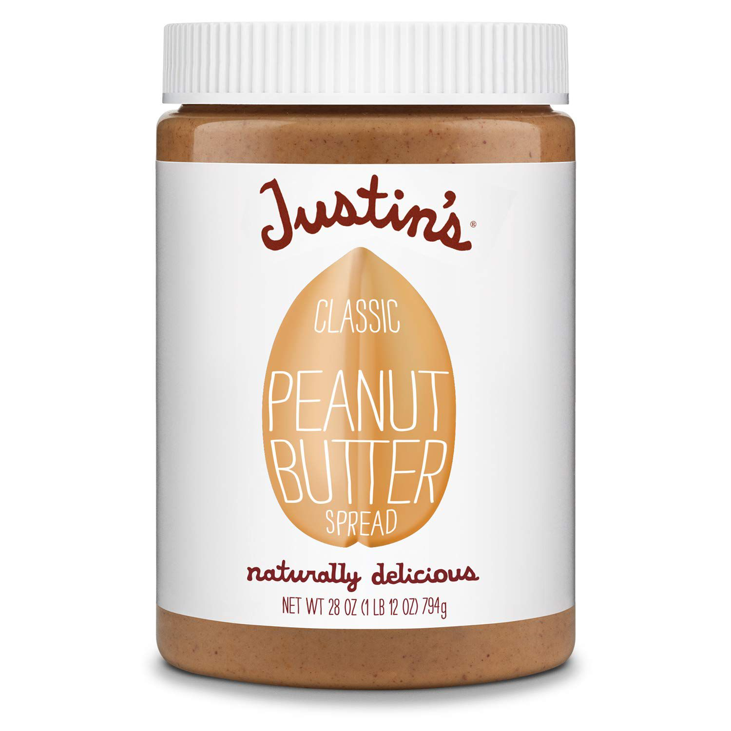 Justin's Nut Butter Justin's Classic Peanut Butter