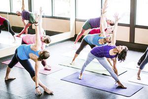 Modo Yoga Class