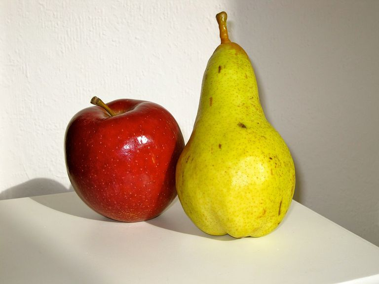 Apple or pear