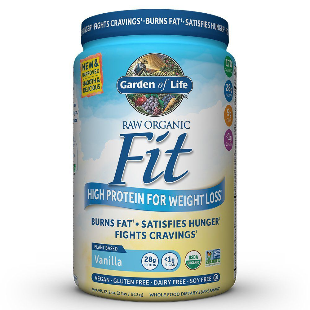 The 7 best protein powders for women to buy in 2018 - Garden of life raw meal weight loss plan ...