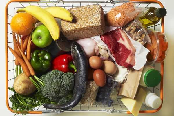 basket of gluten-free foods
