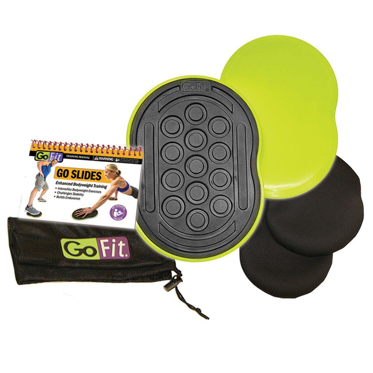 GoFit Go Sliders