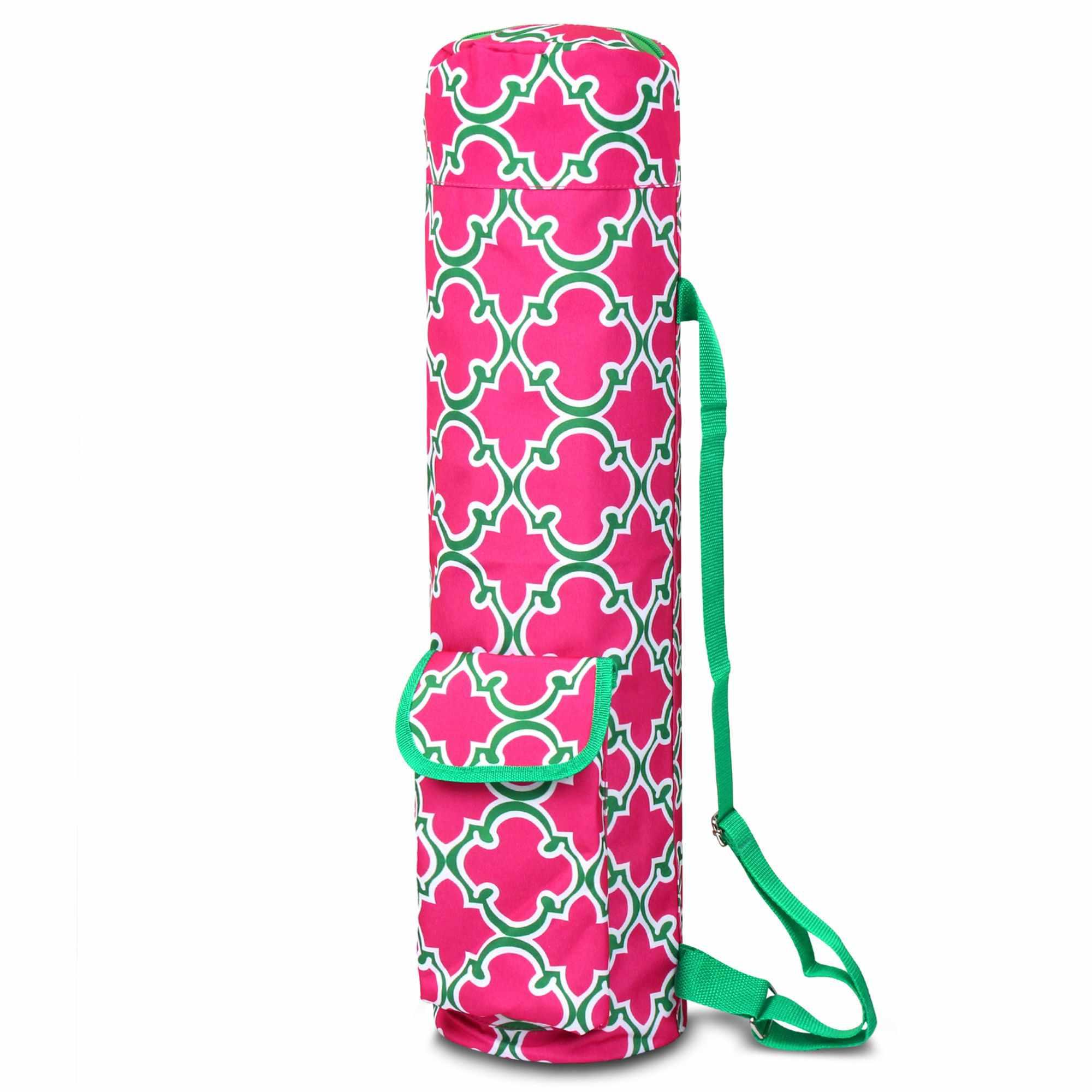 Zodaca Lightweight, Full-Zip Yoga Mat Bag