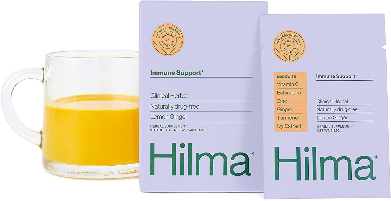 hilma immune tea