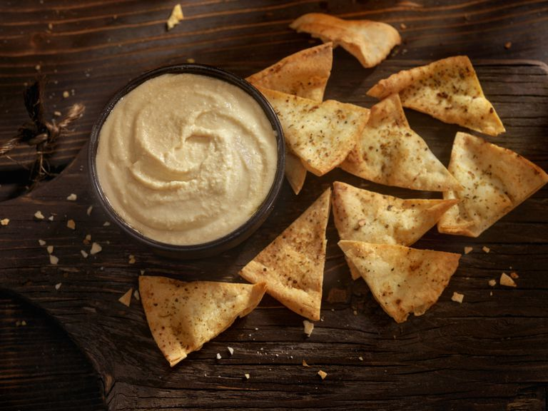 Hummus Nutrition Facts Calories Carbs And Health Benefits