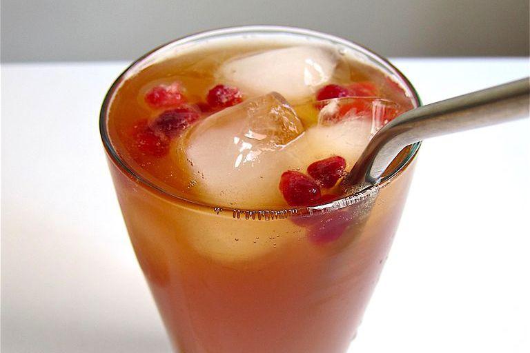 Pomegranate Molasses Drink