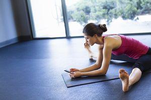 Yoga Etiquette: No Phones in Class