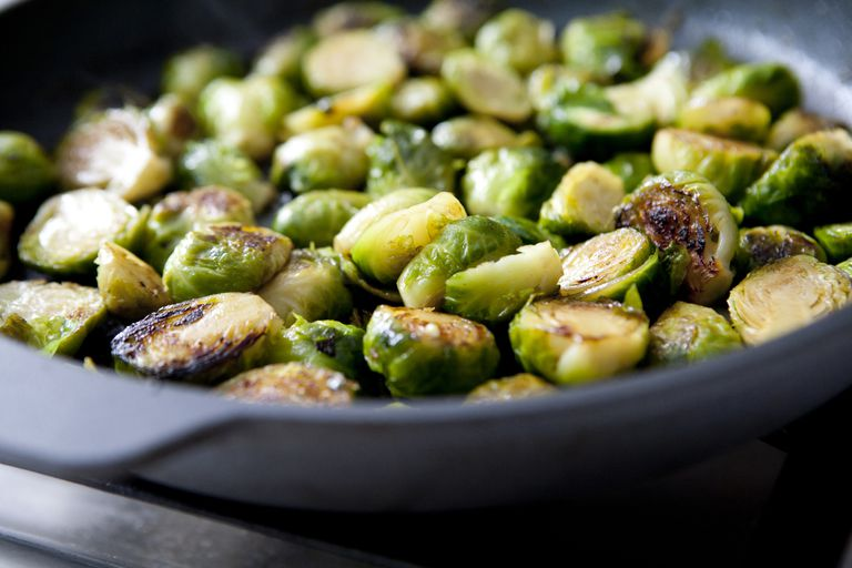 brussels sprouts are high in vitamin c