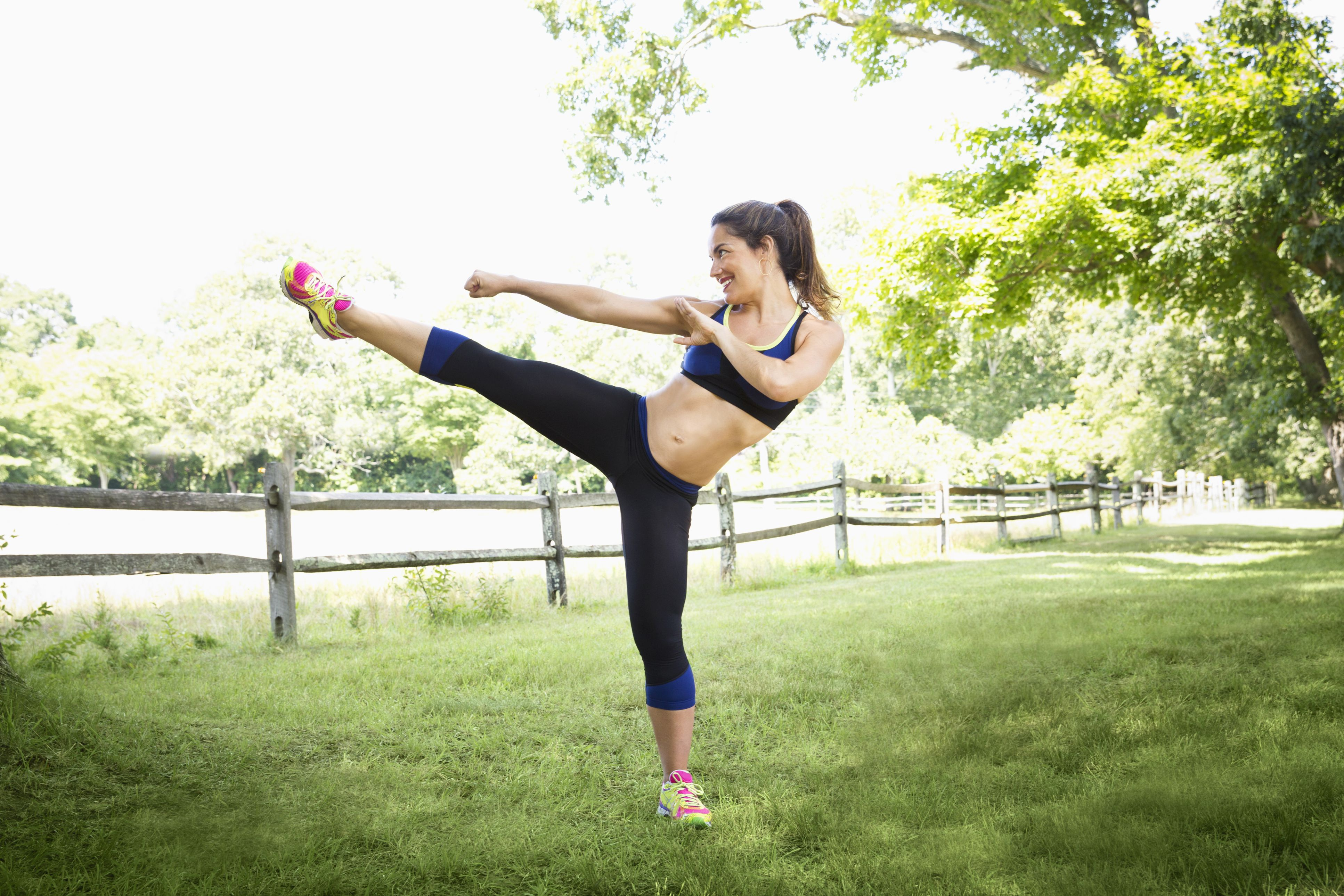 Breathe New Life Into Your Outdoor Circuit Workout Basiccircuittrainingchartjpg
