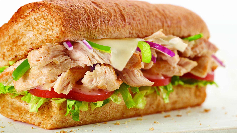 Subway Nutrition Facts: Healthy Menu