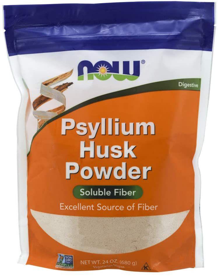 NOW Foods Supplements, Psyllium Husk Powder