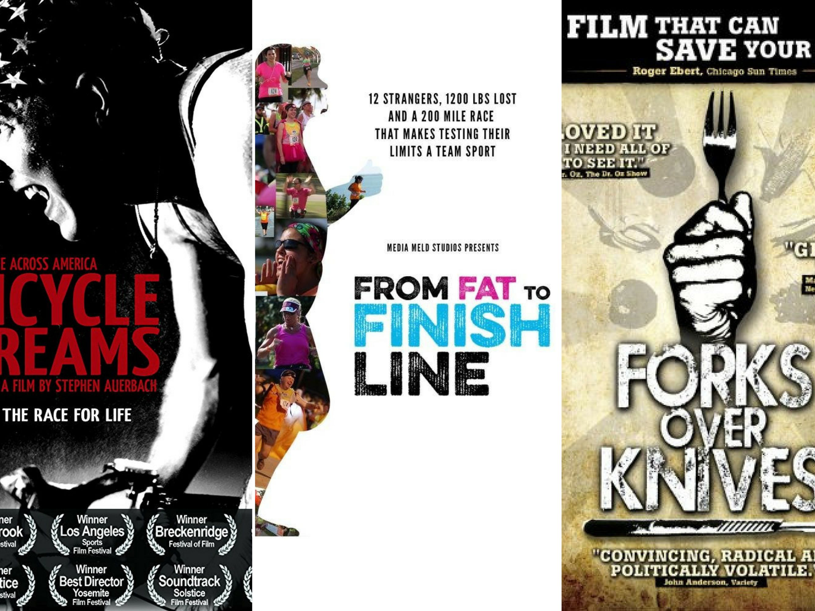 The 18 Best Documentaries to Inspire a Fit Lifestyle