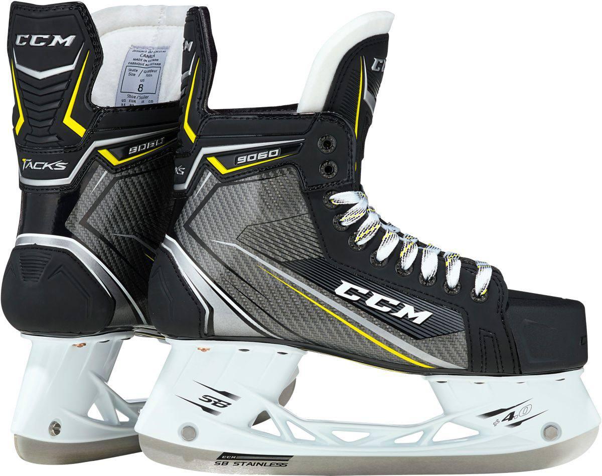 CCM Youth Tacks 9060 Patines de hockey sobre hielo