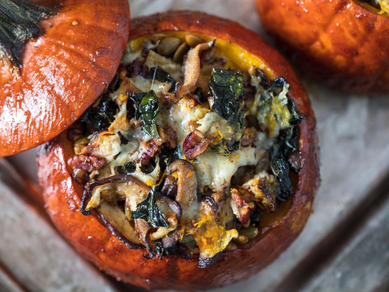 40 Vegetarian Thanksgiving Recipes