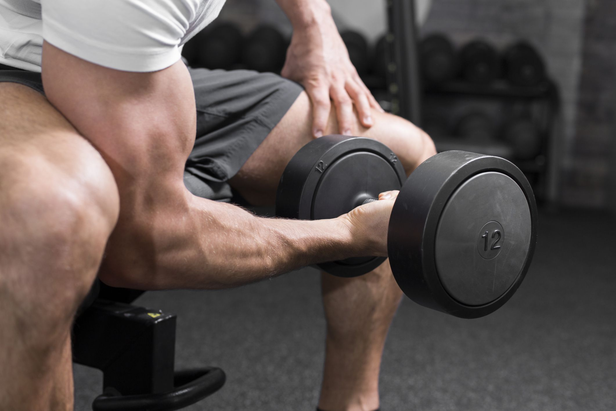 Muscle strength helps you age gracefully