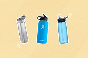 Water Bottles With Straws