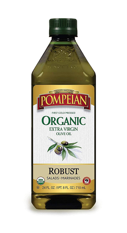 Pompeian USDA Organic Extra Virgin Olive Oil