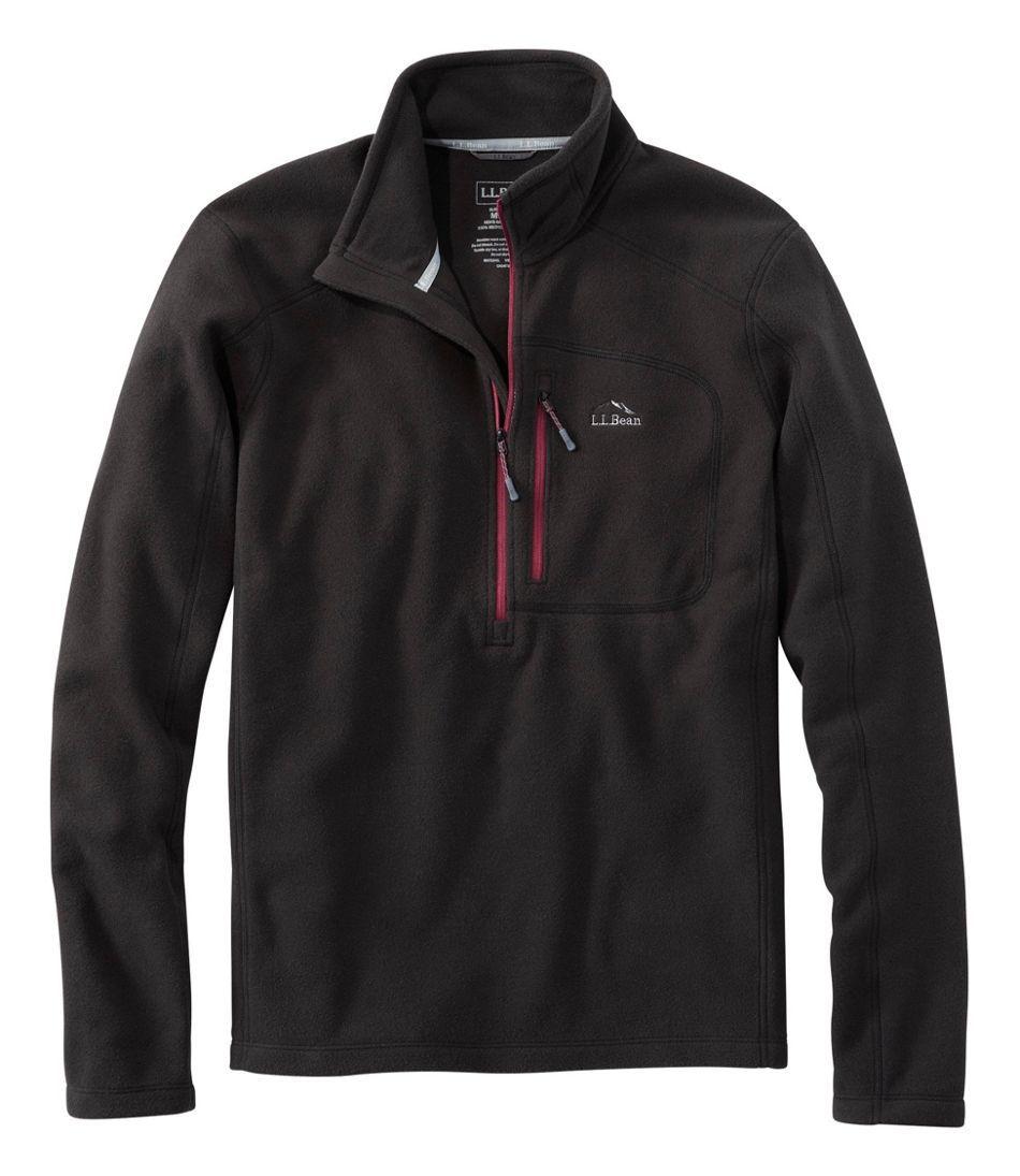 L.L Bean Men's Trail Quarter-Zip Jacket