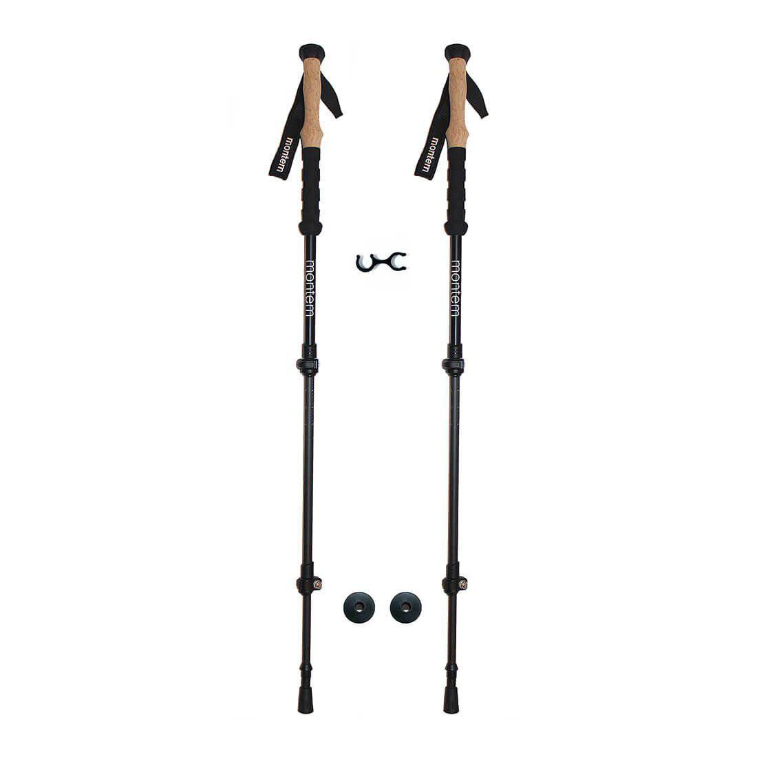 Montem Ultra Strong Hiking / Walking / Trekking Poles - One Pair