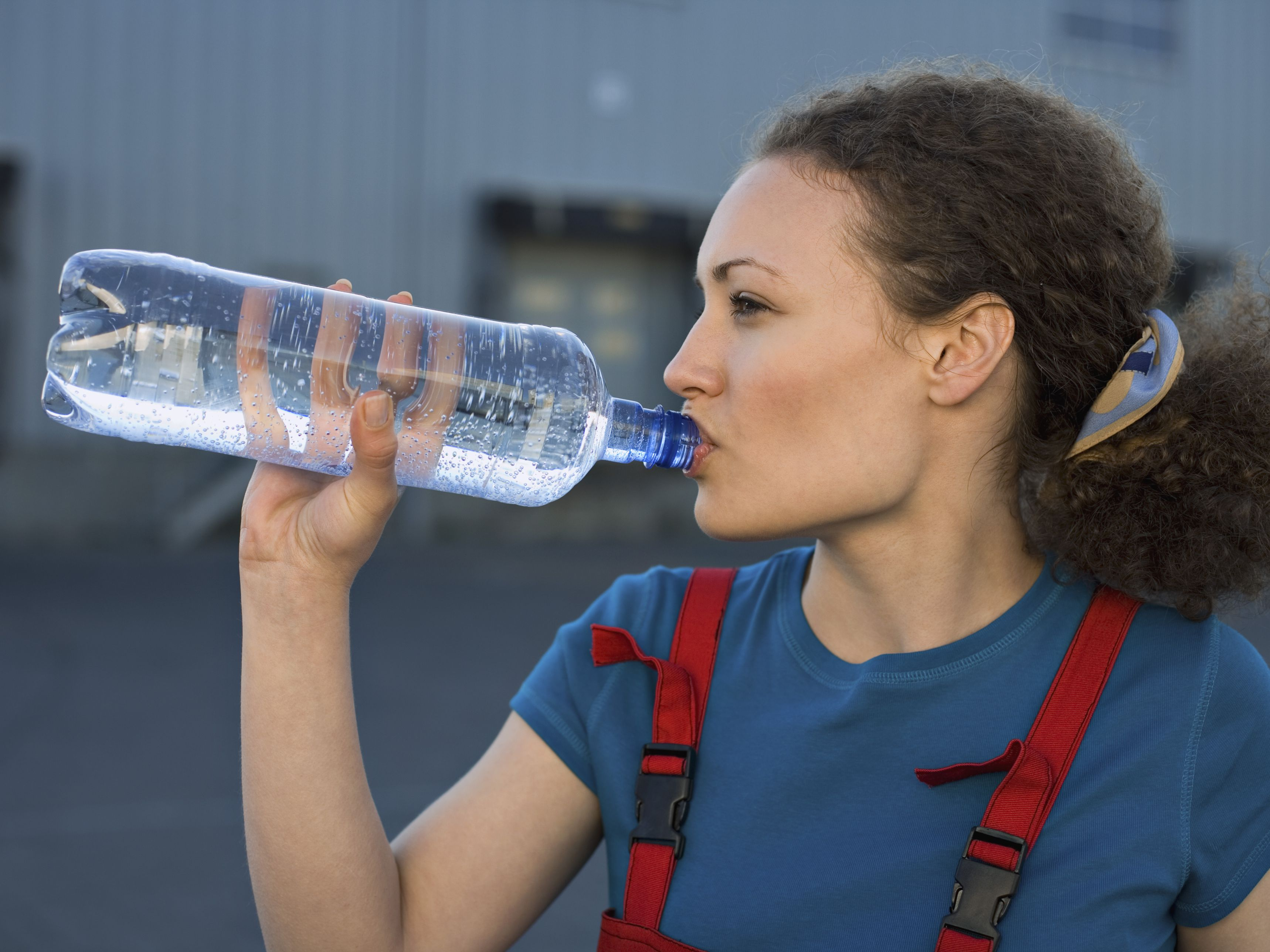 Image result for Start your day with drinking enough water (a little warm)