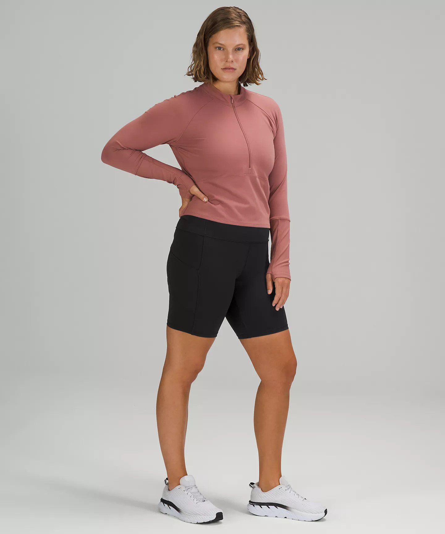 Lululemon Fast and Free High-Rise Short