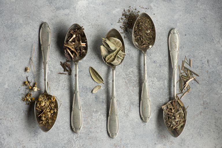 Brazil herbal infusion