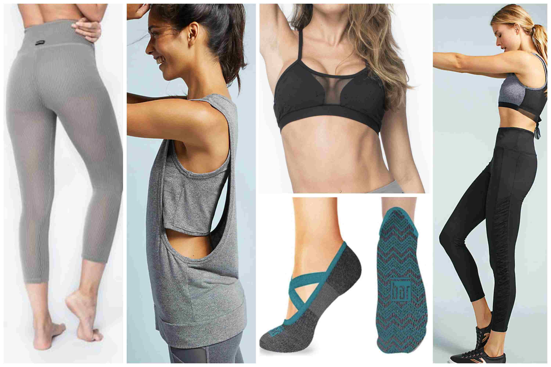 barre workout apparel