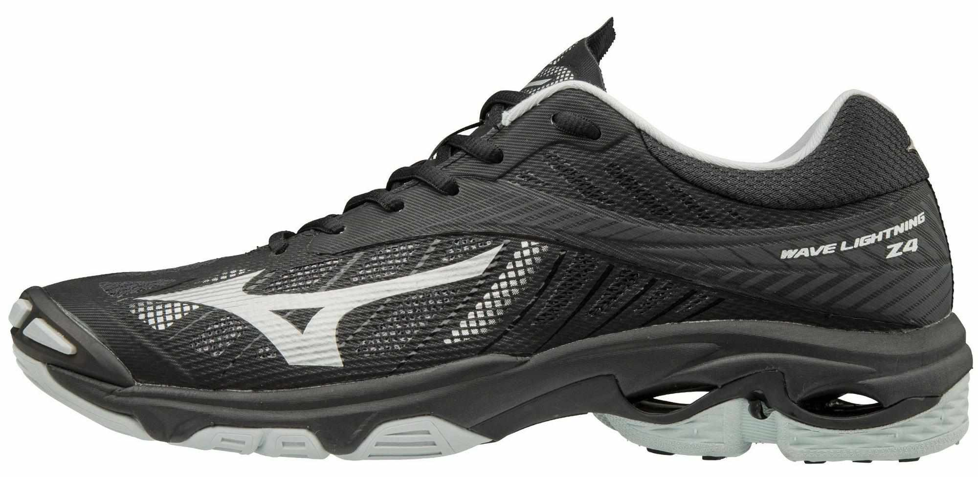 Best Overall  Mizuno Wave Lightning Men s Z4 Volleyball Shoes 31e2e70c2