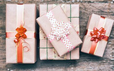 healthy gifts