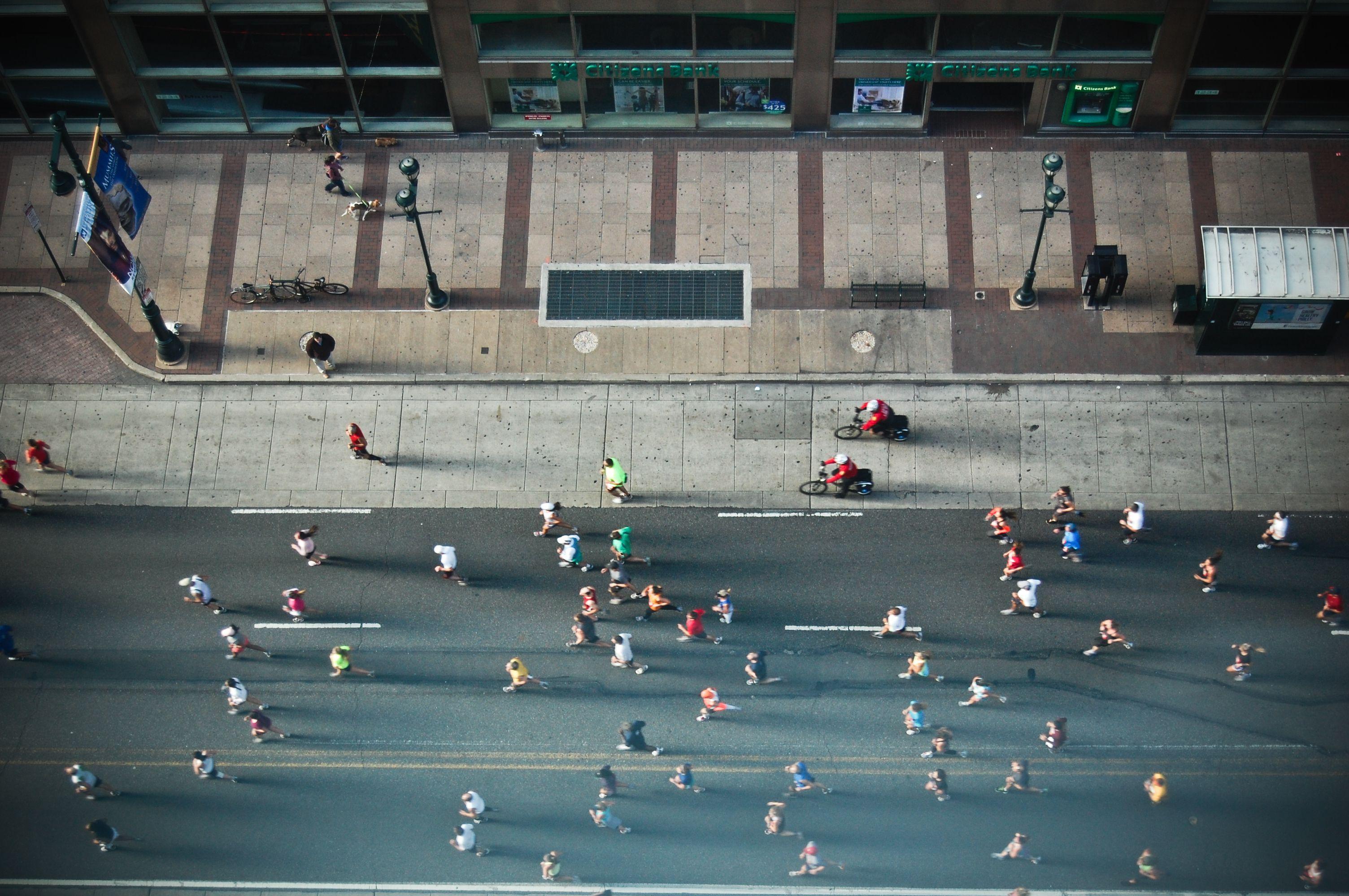 Fast Marathon Courses in the U.S
