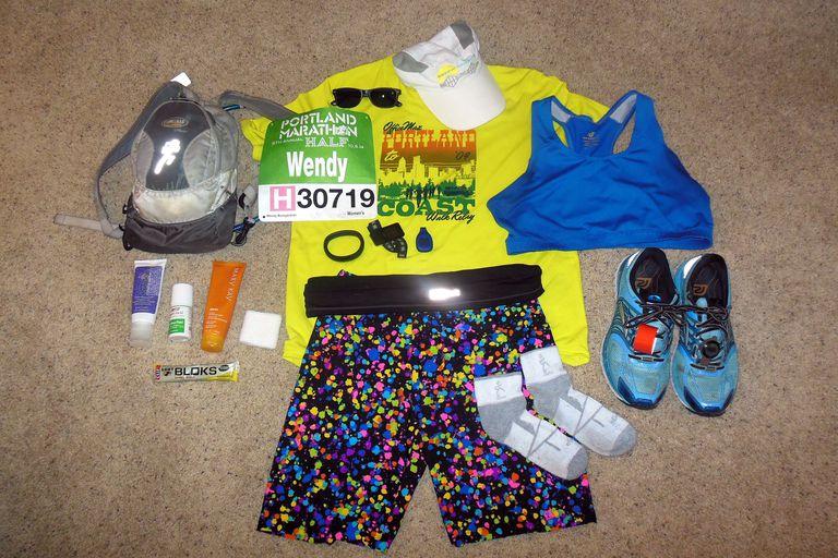 Race Outfit for Half Marathon