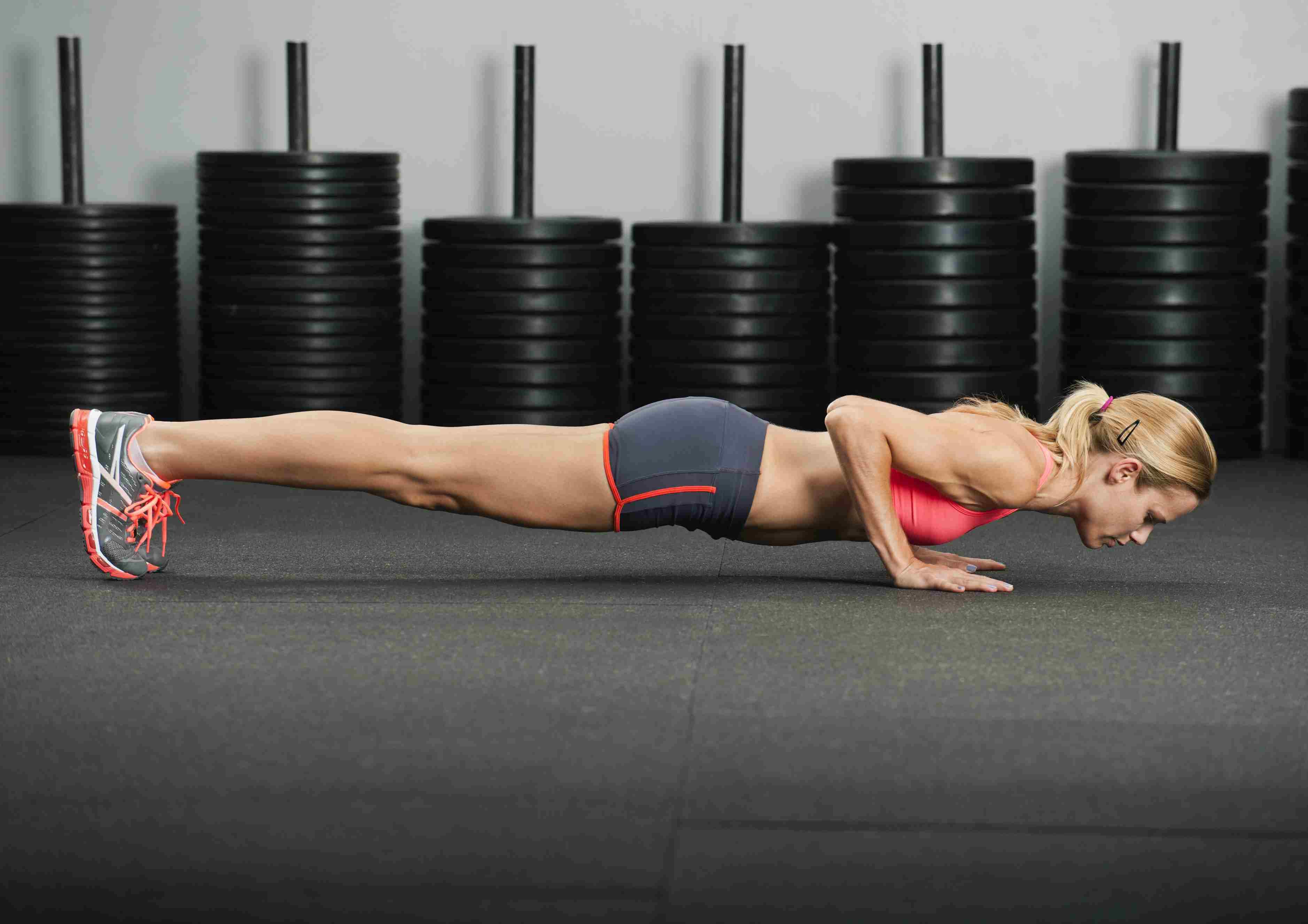 Fitness Testing: Cardio, Flexibility, Strength, Body Composition
