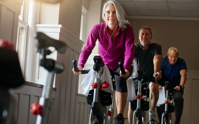 How Much Exercise Do You Need If You're Over Age 65?