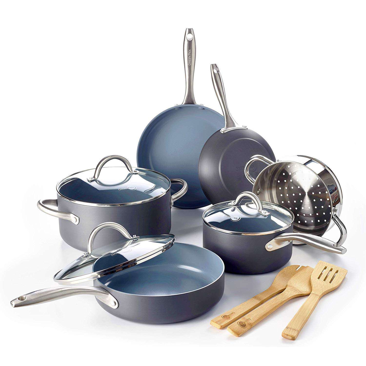 The Best 8 Ceramic Cookware Sets