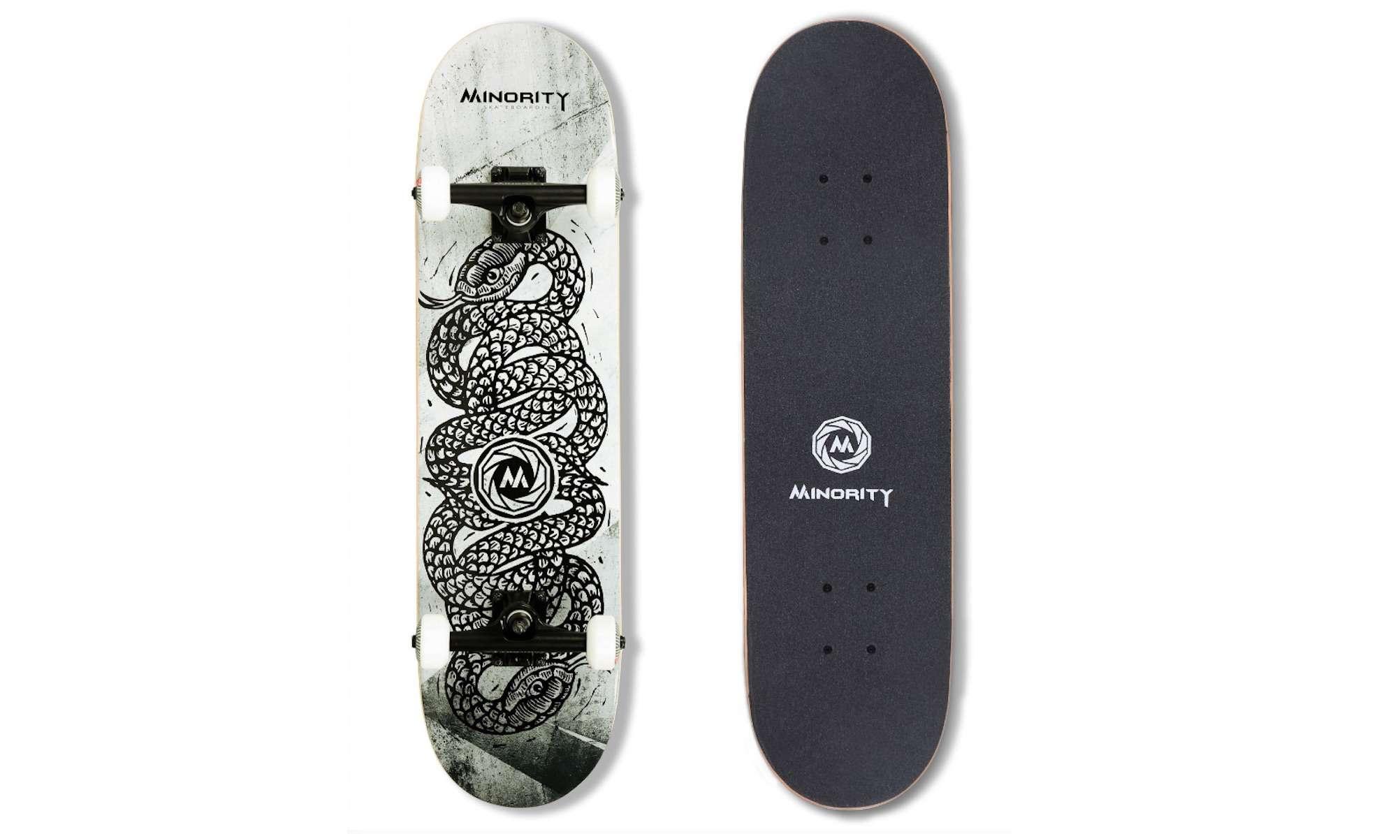 Minority Skateboard