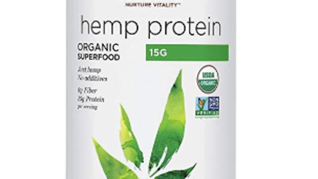 The 8 Best Hemp Protein Powders of 2019
