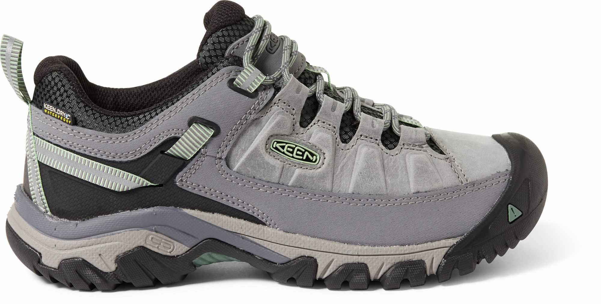 KEEN Women's Targhee III Waterproof Hiking Shoes