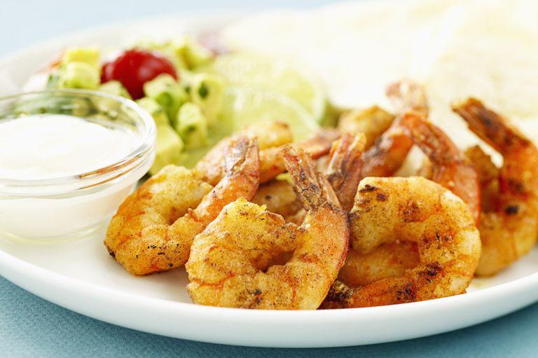 Shrimp nutrition facts and shrimp calories