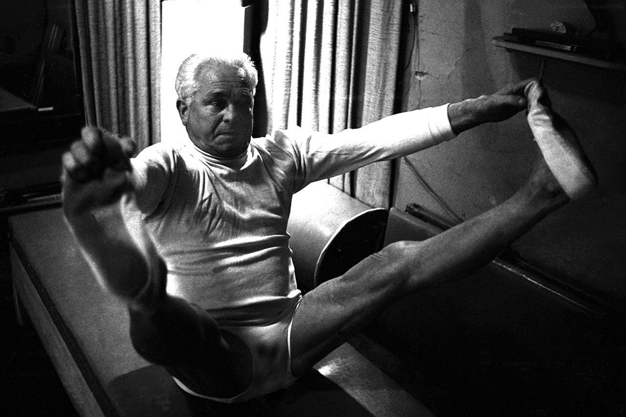 Biography Of Joseph Pilates Exercise Pioneer