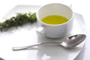 Clear broth for weight loss