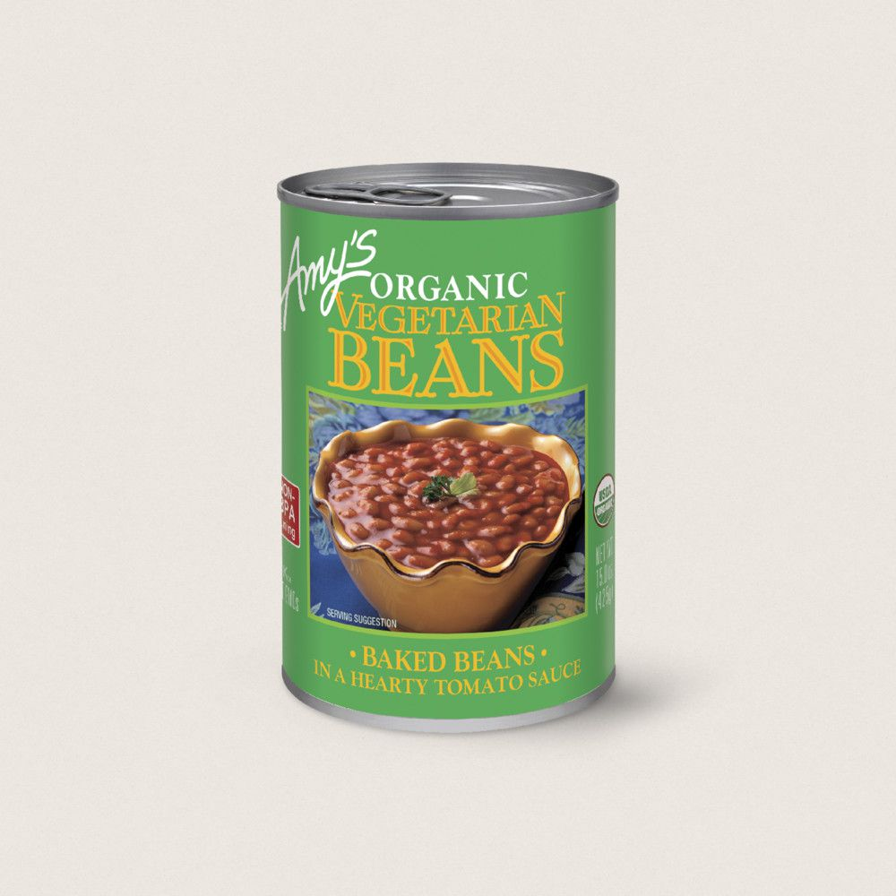 Amy's Kitchen baked beans