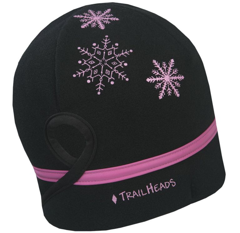 Trail Heads ponytail winter hat