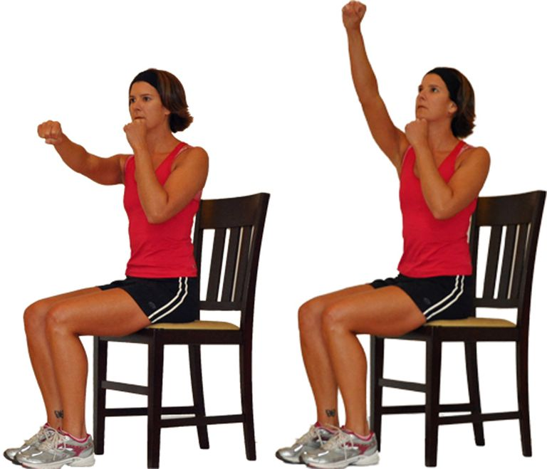 Seated Punches
